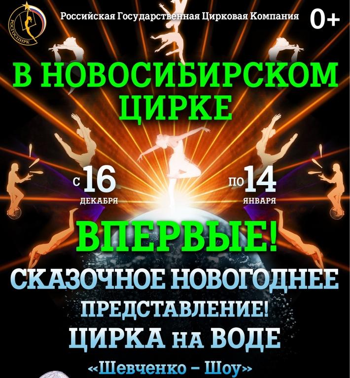 Билеты в цирк новосибирск купить